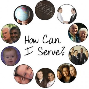 Ways to Serve