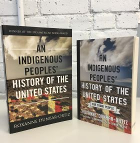 "Book jacket for ""An Indigenous Peoples' History of the United States"""