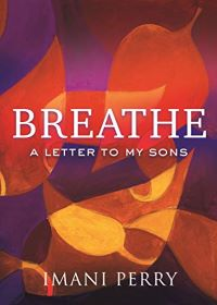 """Book Jacket of """"Breathe - A Letter to My Sons"""""""